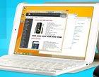 4-rdzeniowy procesor 8-calowy tablet z Windows 8.1 Intel Atom Z3735E tani tablet Windows 8.1 z Bing