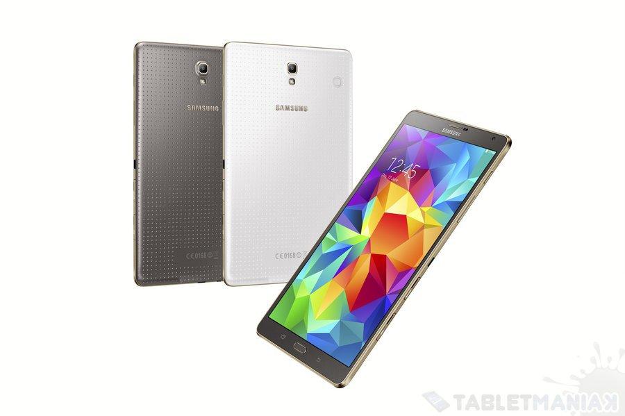 Samsung Galaxy Tab S 8.4 / fot. Samsung