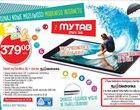 "1 GB RAM 1024x768 2-megapikselowa kamerka 3-megapikselowa kamerka 7"" 8 GB pamięci 85-calowy wyświetlacz Android 4.2 ARM COrtex-A7 Biedronka myTab Mini 3G promocja w Biedronce tablet z Biedronki tablet z Dual SIM"