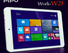 1280x800 2 GB RAM 2-megapikselowa kamerka 5-megapikselowy aparat 8-calowy ekran 8-calowy tablet z Windows 8.1 Bluetooth 4.0 Intel Bay Trail-T Z3735F Pipo