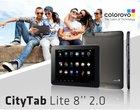 "Colorovo CityTab Lite 8"" 2.0. Tani tablet z ekranem 8"""