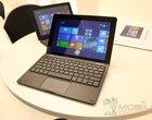 10.1-calowy wyświetlacz 4-rdzeniowy procesor hybryda Intel Atom Z3735G stacja dokująca tablet z Windows 8.1