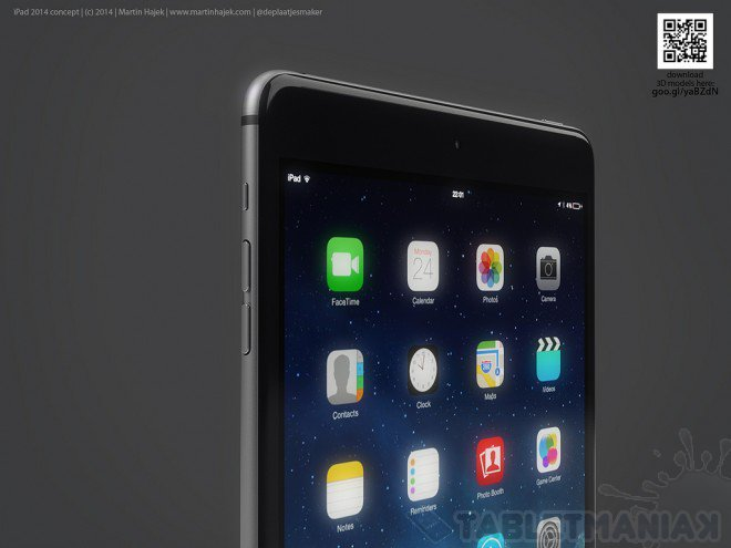 Apple iPad koncept /fot.tablet-news