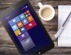 4-rdzeniowy procesor 5-megapikselowy aparat 8-calowy tablet z Windows 8.1 Intel Atom Z3735E Windows 8.1