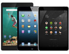 Nokia N1 vs iPad mini 3 vs Nexus 9