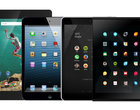 Jolla Tablet vs Nokia N1 vs iPad mini 3 vs Nexus 9 (tabela)