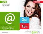 nowa oferta nowy starter Plus Internet na kartę