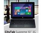 10.1-calowy tablet z Windows 8.1 z Bing 10.1-calowy wyświetlacz 4-rdzeniowy procesor Intel Atom Z3735D modem 3G nowa wersja