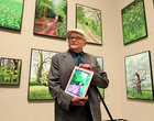 David Hockney David Hockney iPad iPad art