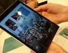 5-megapikselowy aparat 64-bitowy procesor 7.9-calowy wyświetlacz MWC 2015 nasza galeria Sailfish OS 2.0 tablet sfinalizowany wysoka rozdzielczość