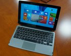 11.6-calowy wyświetlacz 4GB RAM dwurdzeniowy procesor Intel Core M-5Y10c tablet z Windows 8.1