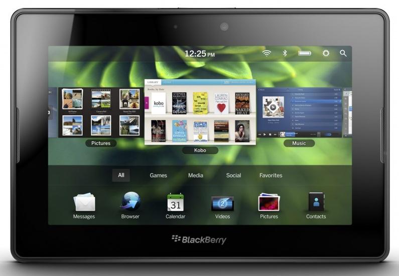 Blackberry Playbook / fot. Blackberry
