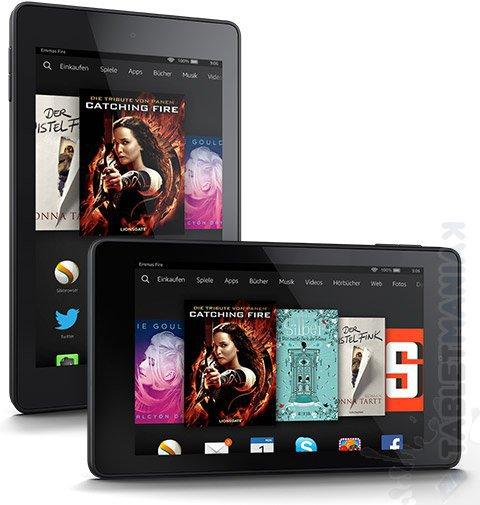 Amazon Kindle Fire HD 7 / fot. Amazon