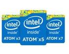 Intel powiększa rodzinę układów Atom x3