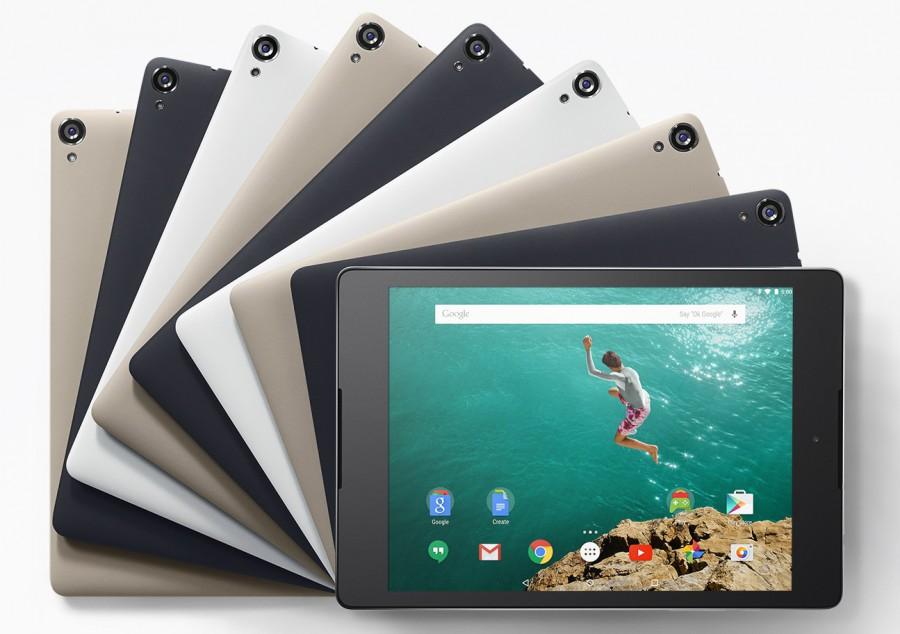Google Nexus 9 otrzymał aktualizację do Androida 5.0.2 / fot. Google