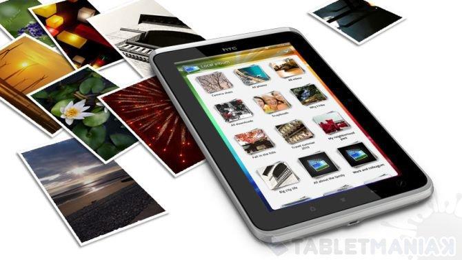 HTC Flyer / fot. HTC