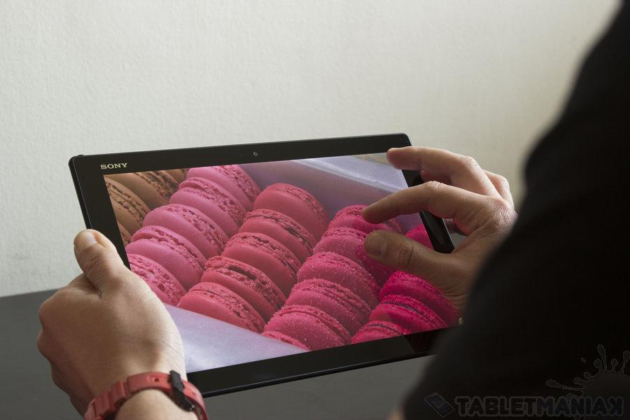 Spny Xperia Z4 Tablet / fot. tabletManiaK.pl