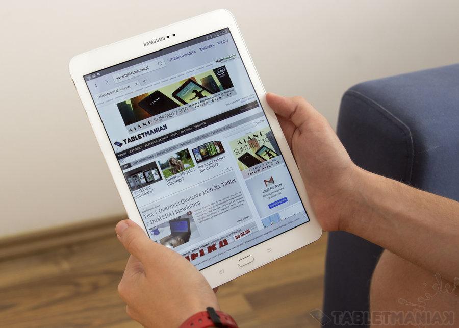 Samsung Galaxy TAB S2 / fot. tabletManiaK.pl