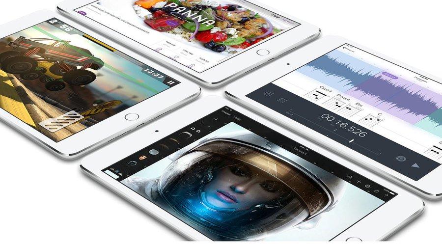 Apple iPad mini 4 /. fot. Apple