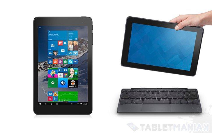 Dell Venue 8 Pro i Venue 10 Pro oficjalnie