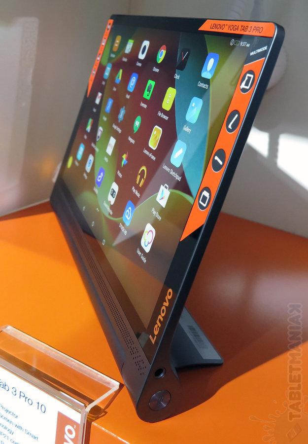 Lenovo YOGA Tab 3 Pro / fot. tabletManiaK.pl