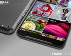 7-calowy ekran dual SIM ładny tablet modem LTE Qualcomm Snapdragon 410 wąskie ramki