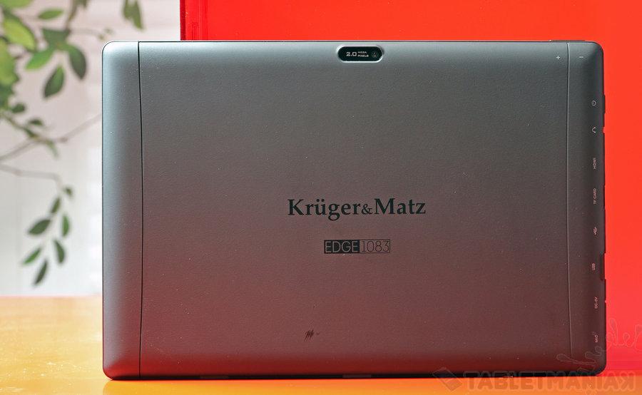 Kruger & Matz Edge 1083 / fot. tabletManiaK.pl
