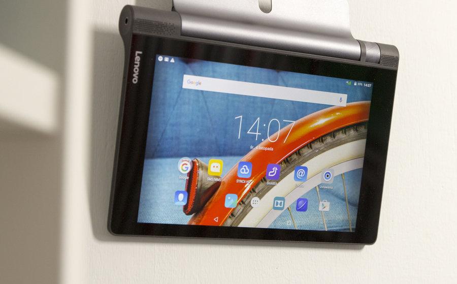 Lenovo Yoga Tab 3 8 / fot. tabletManiaK.pl