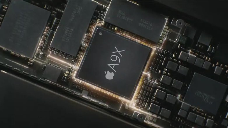 Apple A9X / fot. Android Pit