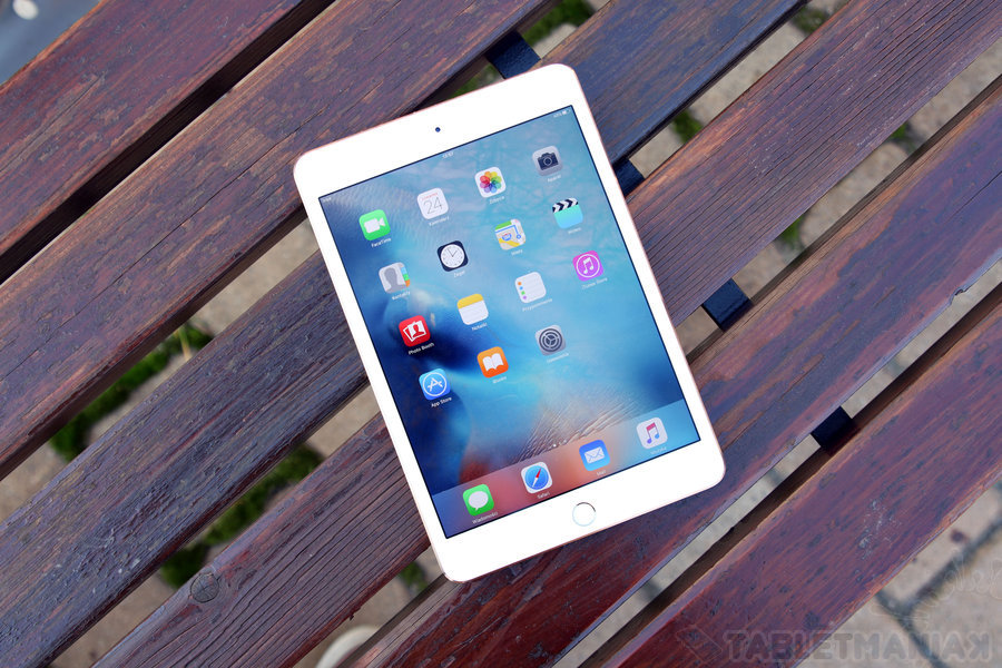 iPad mini 4 / fot. tabletManiaK.pl