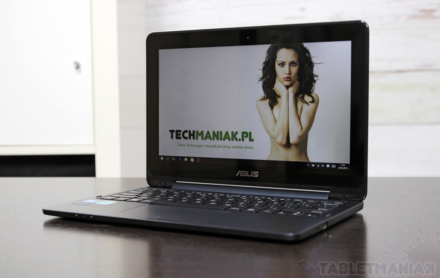 ASUS Transformer Book Flip TP200S / fot. tabletManiaK.pl
