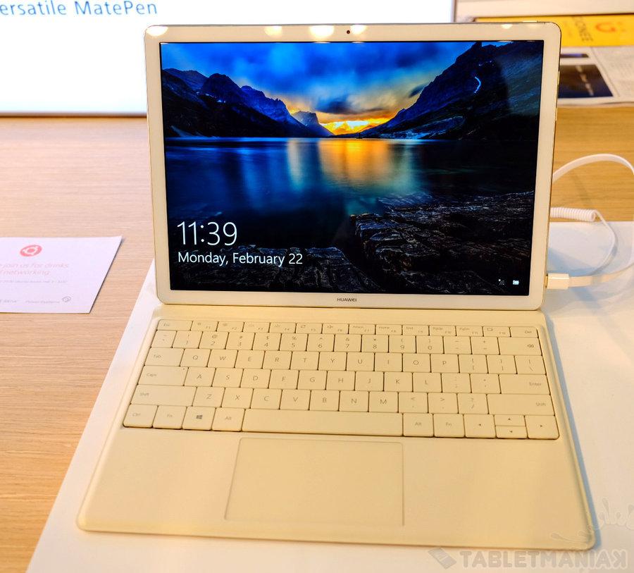 Huawei MateBook / fot. tabletManiaK.pl