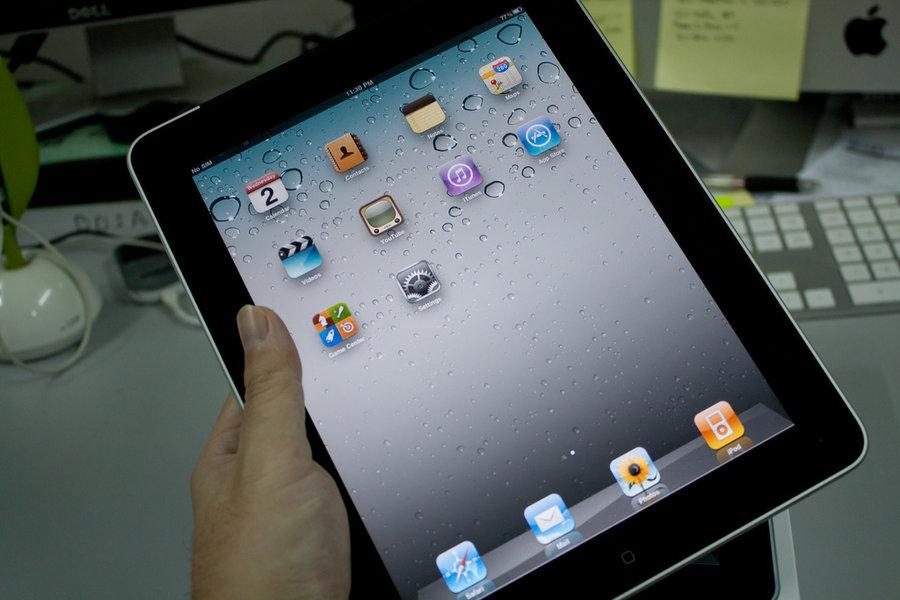 iPad / fot. Cheon Fong Liew, Flickr.com