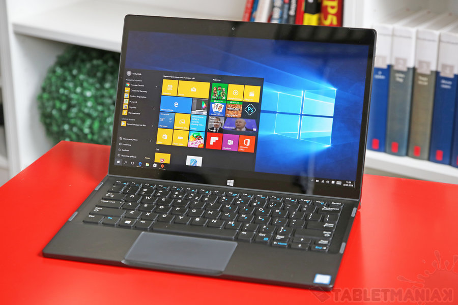 Dell XPS 12 (9250) / fot. tabletManiaK.pl