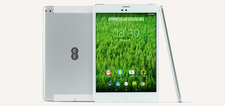 Tablet Jay / fot. EE