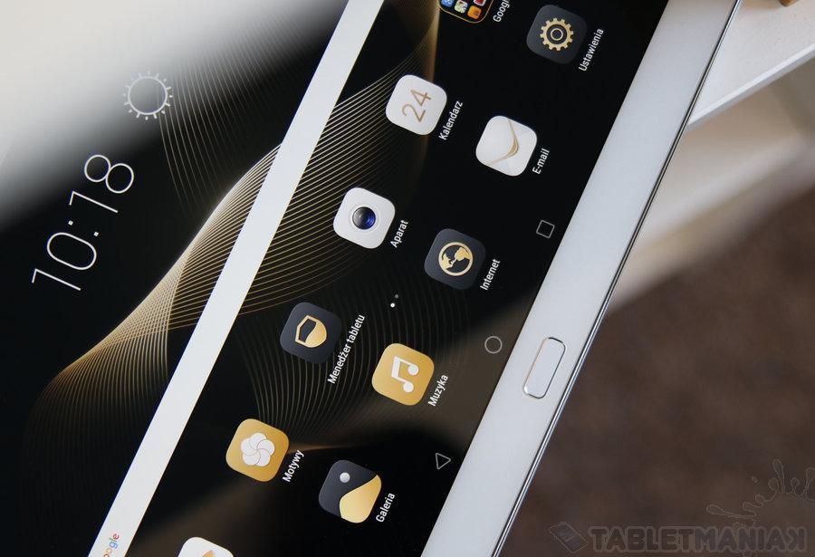 Huawei MediaPad M2 / fot. tabletManiaK.pl