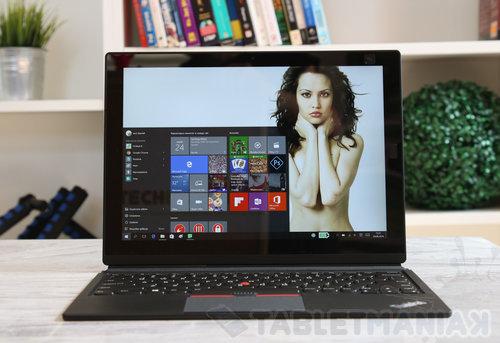 Lenovo ThinkPad X1 Tablet / fot. tabletManiaK.pl