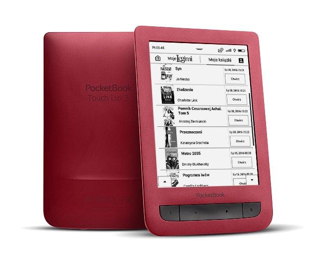 Sklep Legimi dostępny na PocketBook Touch Lux 3