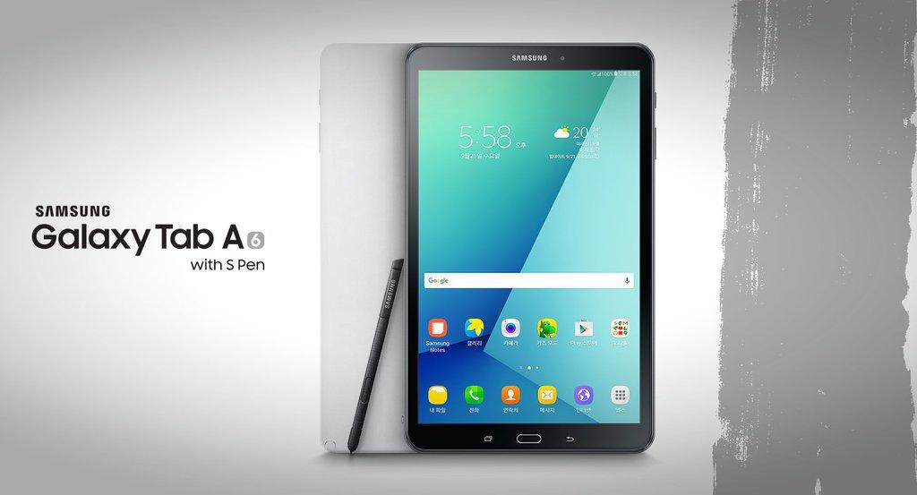 Samsung Galaxy Tab A 10.1 z S-Pen_1