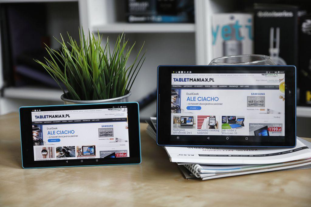 Lenovo TAB3 / fot. tabletManiaK.pl