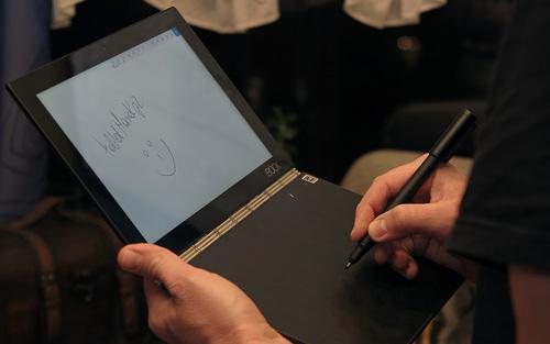 Lenovo Yoga Book / fot. tabletManiaK.pl