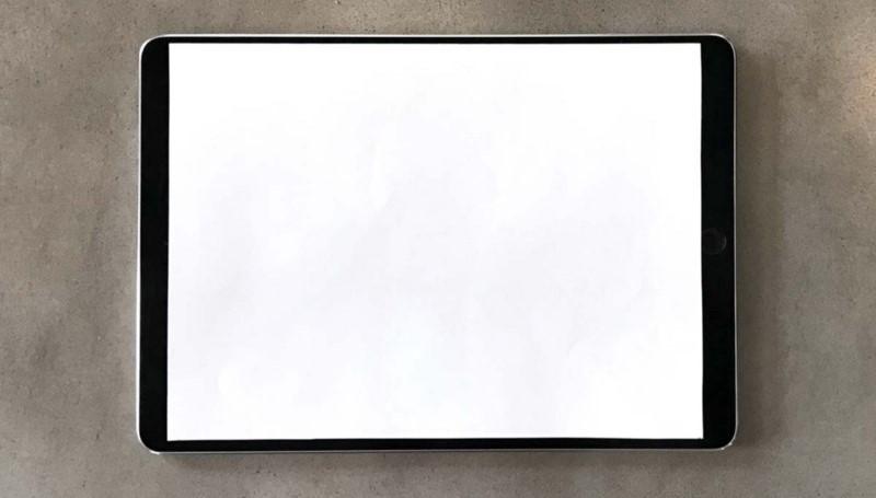 Czy tak będzie wyglądał 10.5-calowy iPad Pro? / fot. Dan Provost, Medium.com