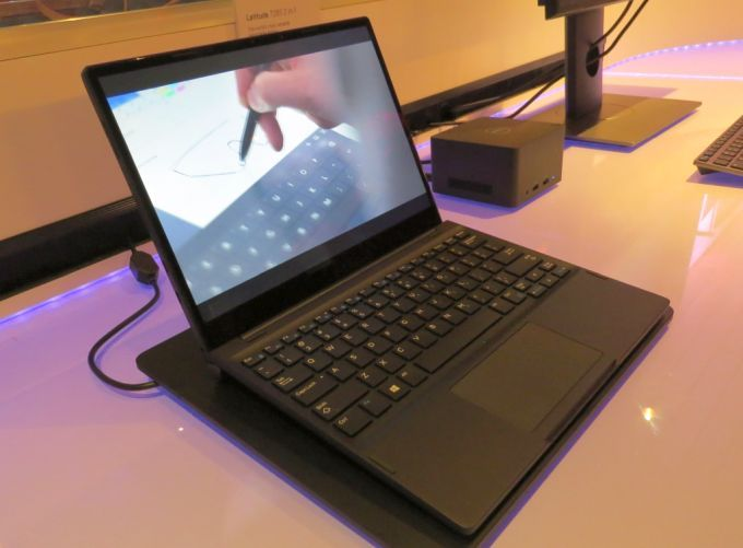 Dell Latitude 7285 / fot. liliputing.com