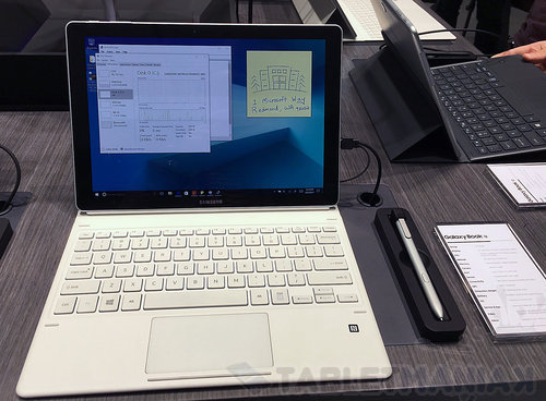 Samsung Galaxy Book 12 / fot. tabletManiaK.pl
