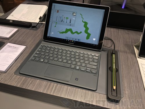 Samsung Galaxy Book 10 / fot. tabletManiaK.pl