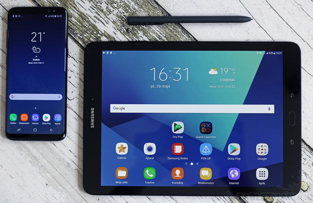 Samsung Galaxy Tab S3 / fot. tabletManiaK.pl