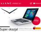 Kiano Intelect X3 HD w Biedronce za 499 zł