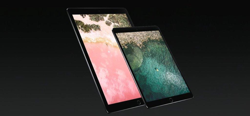 12.9-calowy i 10.5-calowy iPad Pro / fot. Apple