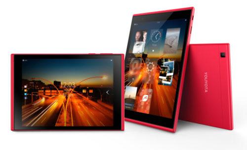 Youyota Sailfish OS Tablet / fot. Youyota