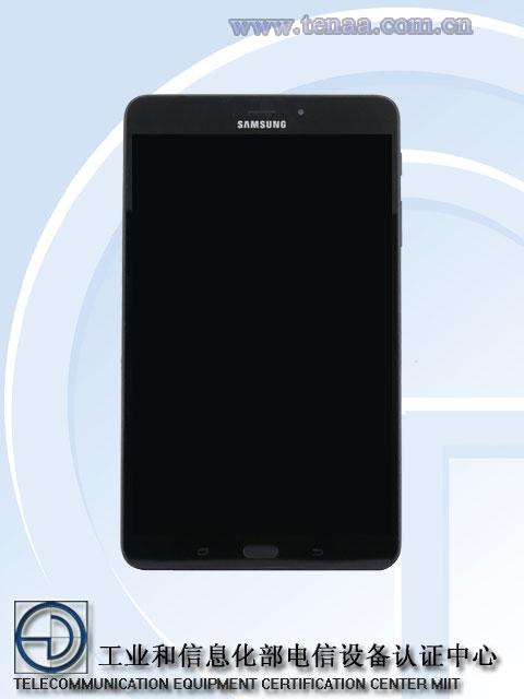 Samsung Galaxy Tab A (2017)/ fot. TENAA